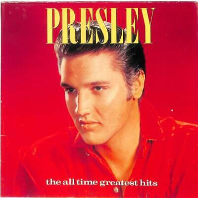 £19.99 • Buy Elvis Presley - The All Time Greatest Hits - Gatefold - Double LP Vinyl Record