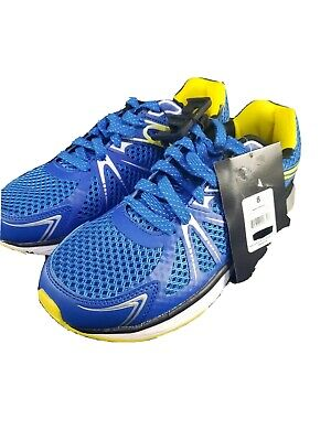 £9.34 • Buy Avia Blue With Yellow Accents Cushioned Insole Men's Walking Shoe New