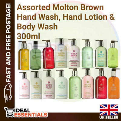 £14.97 • Buy Assorted Molton Brown Hand Wash, Hand Lotion And Body Lotions *Free UK Postage*