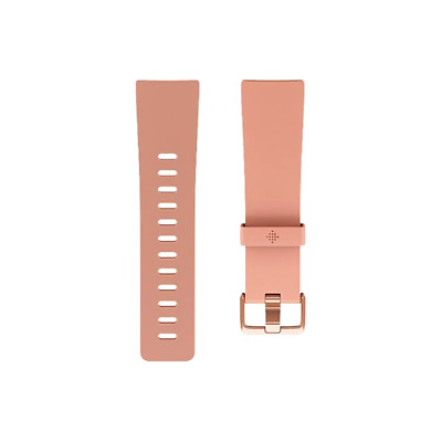 $ CDN18.21 • Buy Genuine Fitbit Versa Band Classic Peach SMALL ONLY