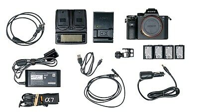 AU1737.16 • Buy Sony A7s Ii With 4 Batteries And Watson Dual Charger