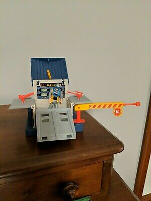 $65 • Buy Vintage 1987 M.A.S.K. The Collector Toll Booth Cannon W/ Alex Sector Lot Kenner