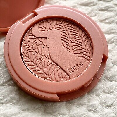 £7.49 • Buy Genuine TARTE Amazonian Clay 12 Hour Blush In Quirky NEW 1.5g Travel Size