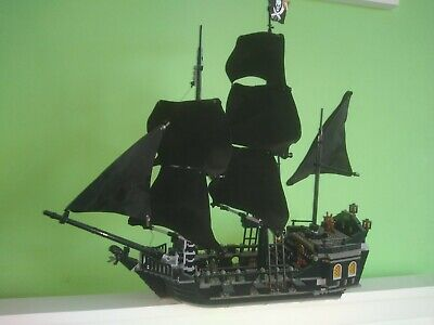 £22 • Buy Lego Pirates Of The Caribbean 4184 - Black Pearl - Lego Compatible