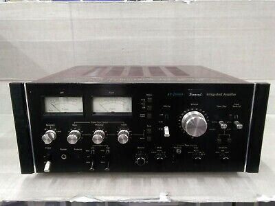 £1892.89 • Buy SANSUI Integrated Amplifier AU-20000 AC100V Working Properly #7933