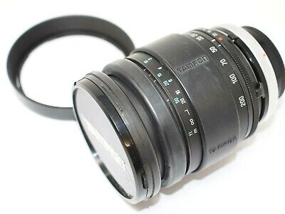 £35 • Buy Tamron 28-200mm F3.8-5.6 Aspherical Zoom Lens For Canon FD Cameras