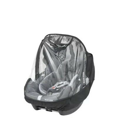 £20 • Buy Maxi-Cosi Raincover For Baby Car Seat, Transparent