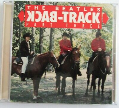 £14.54 • Buy The Beatles Back-Track Part Three- CD -
