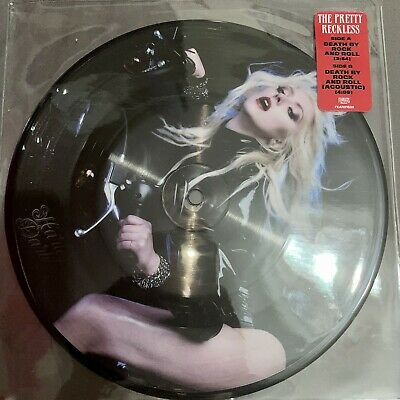 £67.99 • Buy The Pretty Reckless - Death By Rock And Roll 7  Picture Disc Vinyl Ready2post