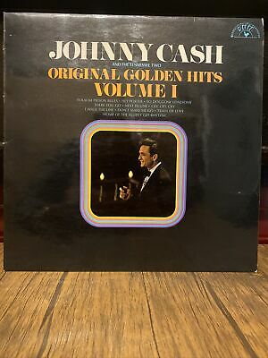 £4.24 • Buy Johnny Cash And The Tennessee Two Original Golden Hits Volume 1 Sun Records 1969