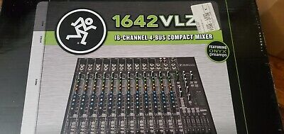 $711.11 • Buy Mackie 1642VLZ4 16-channel Mixer NEW IN BOX