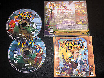 £12.28 • Buy Escape From Monkey Island Original Release For PC Windows