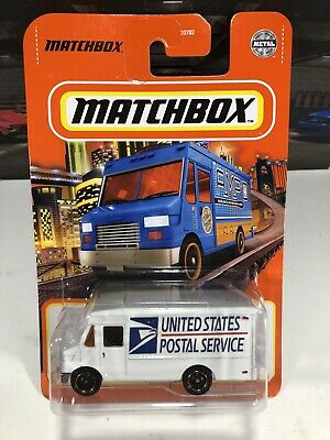 $19.99 • Buy CUSTOM Matchbox EXPRESS DELIVERY Usps Post Office Mail Truck DELIVERY VAN