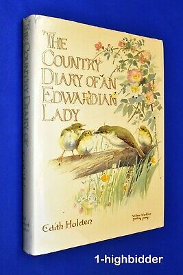 £25.45 • Buy 1906 The Country Diary Of An Edwardian Lady Edith Holden Reprint Hardcover HCDJ