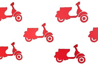 £4 • Buy Scooter / Moped Mod Vinyl Wall Art Decals/Stickers - Various Colours & Sizes