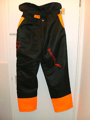 £40 • Buy Chainsaw Trousers Extra Large XL Class 1 Type A.