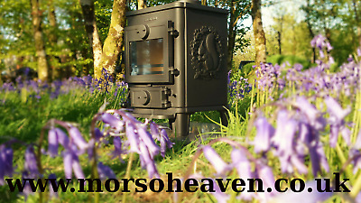 £0.99 • Buy Morso Heaven's Squirrel 1410 (manual).Stove Available For £575 From Our Website.