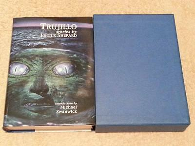 £60 • Buy Lucius Shepard SIGNED Trujillo UKHC 1st Edn Deluxe