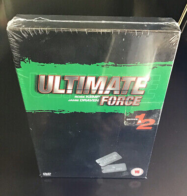 £7 • Buy Ultimate Force Series 1 And 2 Dvd Box Set - Collectors Edition