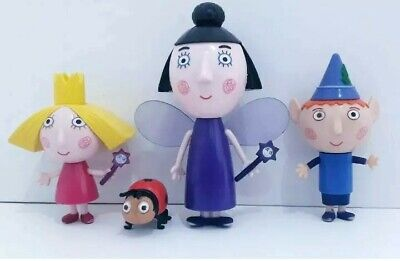 £14.99 • Buy Ben And Holly Little Kingdom Figure Nanny Plum