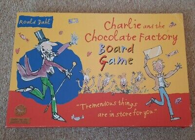 £6.99 • Buy Roald Dahl Charlie And The Chocolate Factory Board Game. Complete Game