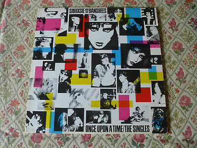 £15 • Buy Siouxsie And The Banshees Once Upon A Time The Singles Original 1981 Vinyl Lp
