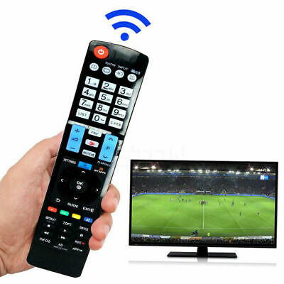 £3.36 • Buy Universal Remote Control For LG Smart 3D LED LCD HDTV TV Direct Replacement NEW