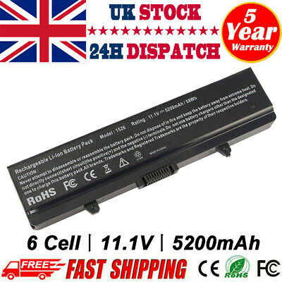 £13.99 • Buy 58wh FOR DELL INSPIRON 1545 TYPE GW240 LAPTOP BATTERY 6-CELL (1525 1545)NOTEBOOK
