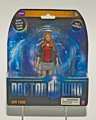 £46.83 • Buy Doctor Who Action Figure - Amy Pond Wearing Jacket And Mini-Skirt - Series 5