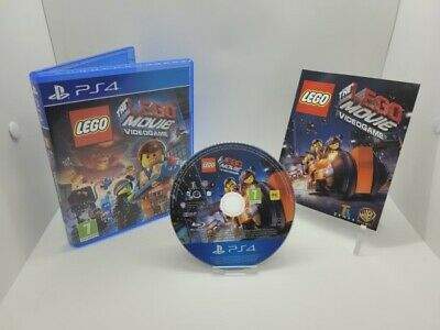AU16.57 • Buy The LEGO Movie Videogame - PS4