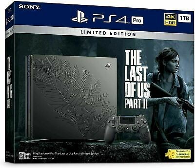 AU899.99 • Buy PS 4 Pro 1TB Limited Edition The Last Of Us Part II Console + Game - BRAND NEW