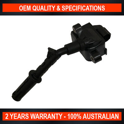 $86.45 • Buy Swan Ignition Coil For Mercedes Benz M-Class ML350 ML400 W166 Blue Efficiency