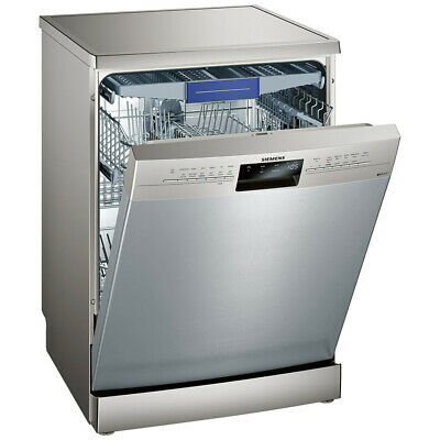 View Details Siemens Sn236i03mg Freestanding Silver Dishwasher A++ 14 Place  5 Year Guarantee • 499.99£