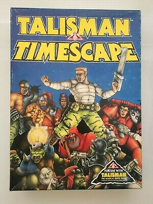 £94.99 • Buy Talisman Timescape Game For Talisman 1st & 2nd Edition - Boxed And Complete VGC