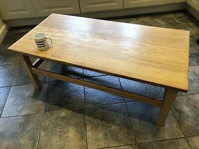 £220 • Buy Lab Bench Coffee Table