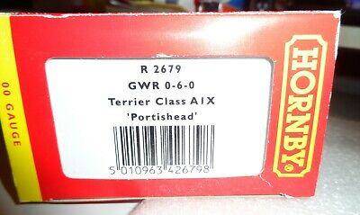 £33 • Buy Hornby R2679 GWR Terrier Class A1X Boxed Superb Portishead