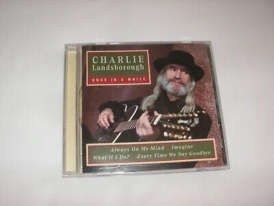 £4.99 • Buy Charlie Landsborough - Once In A While (2001)