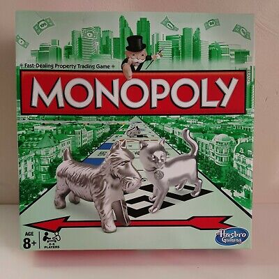 £12.99 • Buy Monopoly  Classic Board Game (2013 Version) Hasbro Complete