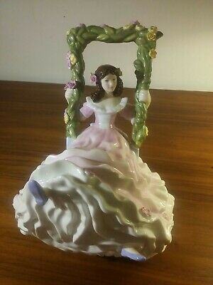 £32 • Buy Rare Royal Doulton Figurine  Blossomtime  HN5096,Excellent Condition