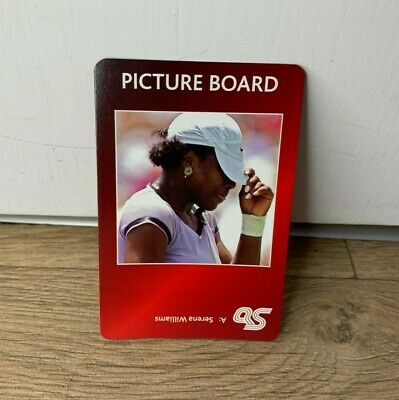 £29.99 • Buy Serena Williams Card Tennis A Question Of Sport 2007- Good Condition