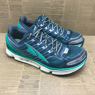 $ CDN39.20 • Buy Altra Womens Provision 2.5 A2644-2 Blue Green Round Toe Running Shoes Size US 10