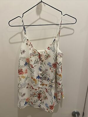 AU10 • Buy Forever New Top, Floral, Size 6