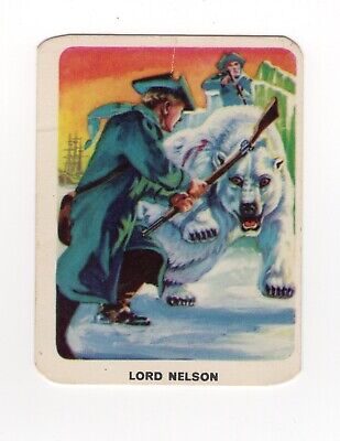 £2.11 • Buy Nabisco Australia - #22 Admiral Lord Nelson England In The Arctic