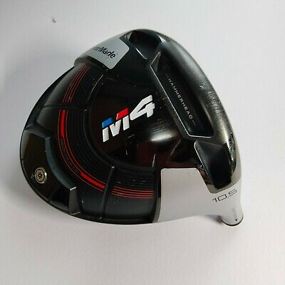 $ CDN225.13 • Buy TaylorMade Driver M4 10.5 Driver Head Only With Head Cover Wrench