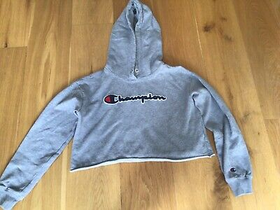 £3.99 • Buy Champion Croped Hoodie Small