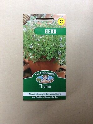 £1.79 • Buy Thyme Seeds Exp 2025