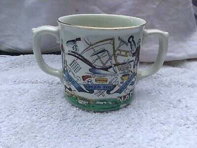 £12 • Buy Vintage Large Cider Loving Cup  Speed The Plough