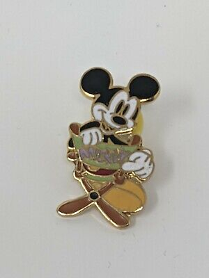 £5.09 • Buy Disney Pin Mickey Mouse In Director's Chair Vintage