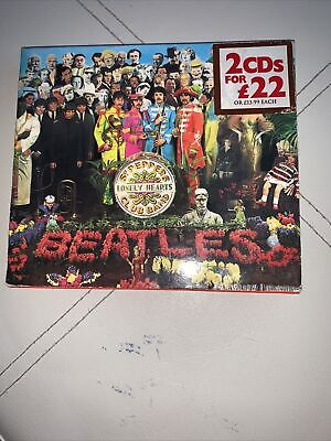 £2.90 • Buy Sgt. Pepper's Lonely Hearts Club Band - Beatles CD