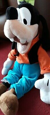 £5 • Buy Disney Store Exclusive Rare Stamped Goofy Soft Plush Doll Toy Teddy Stuffed Toy